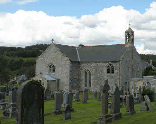 Eddleston Parish Church