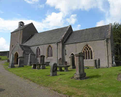 Stobo Parish Church
