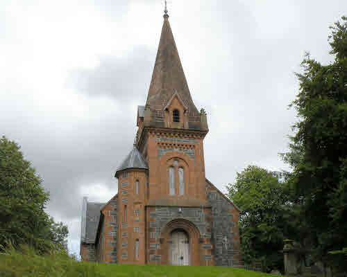 Tweedsmuir Parish Church