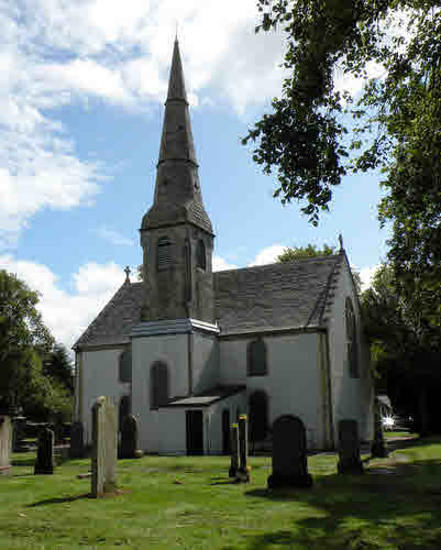 West Linton Parish Church