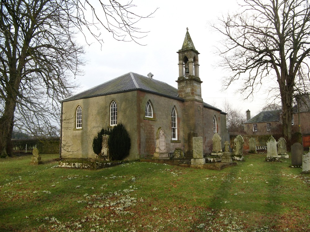 Makerstoun Parish Church