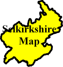 Selkirkshire map