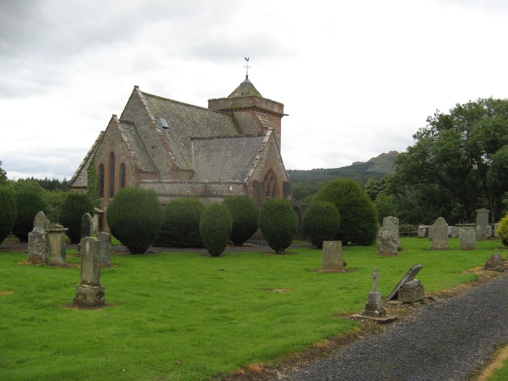 Bedrule Parish Church