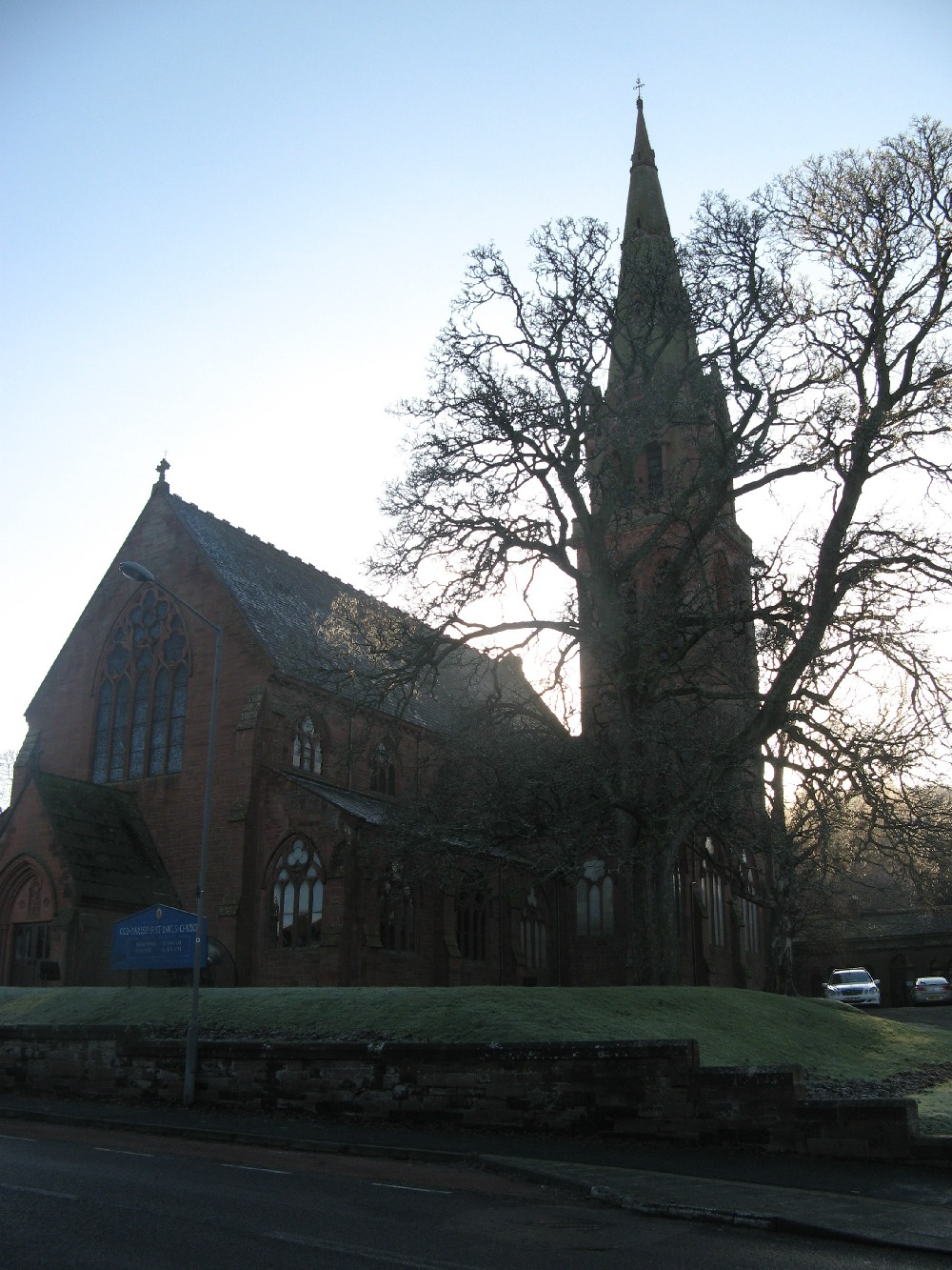 Galashiels Parish Church