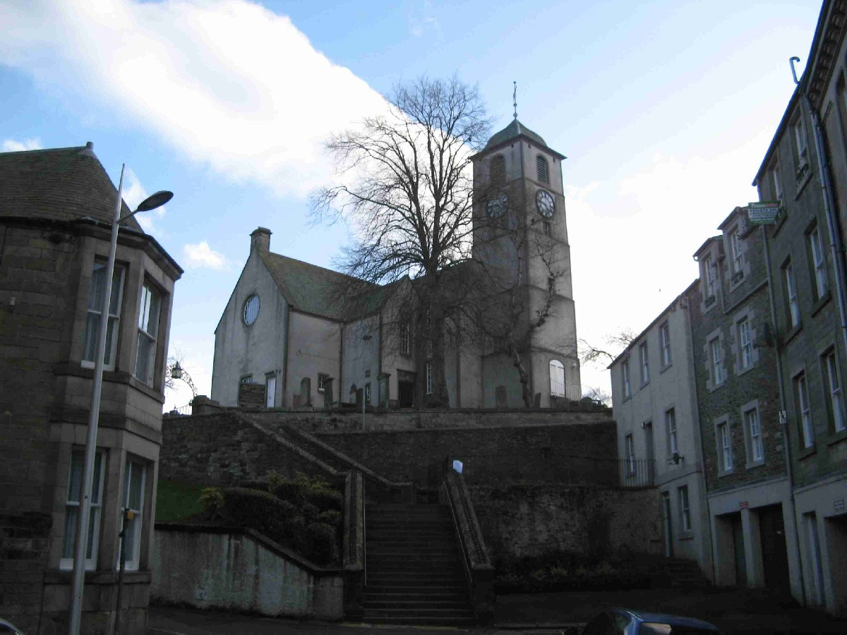 St Mary's and Old Parish Church