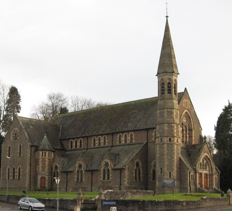 Jedburgh Parish Church