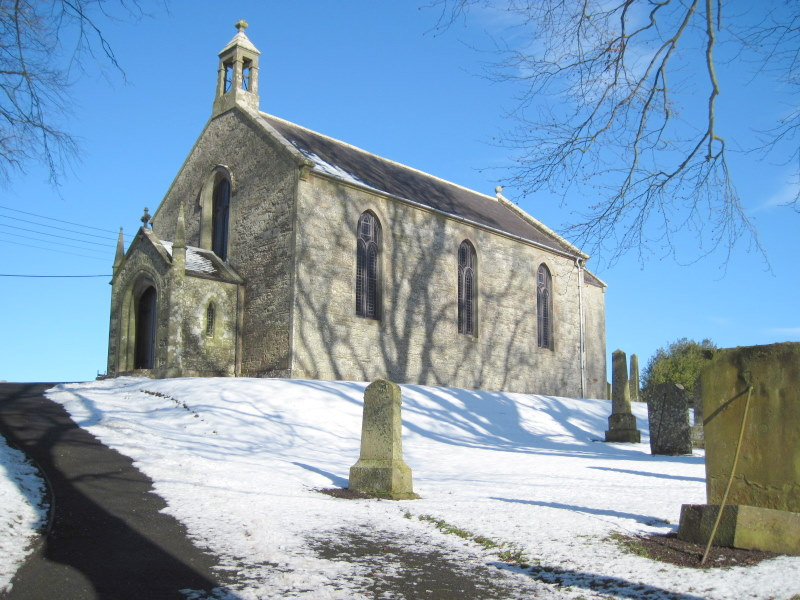 Kirkton Parish Church