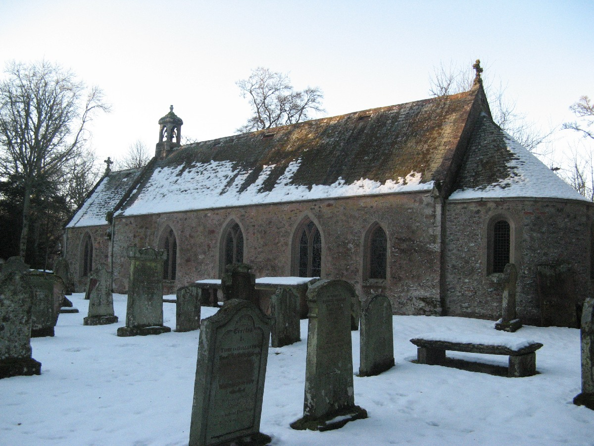Longformacus Parish Church