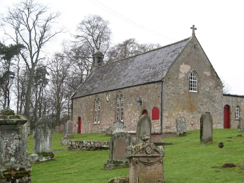 Maxton Parish Church