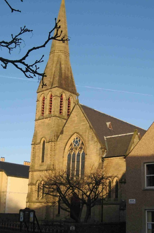 Selkirk Parish Church