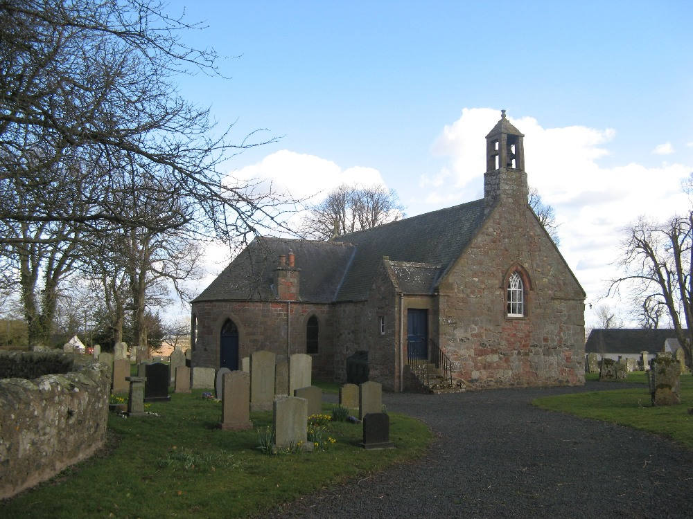 Smailholm Parish Church