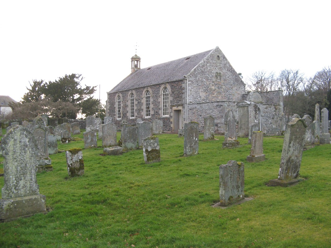 Stichill Parish Church