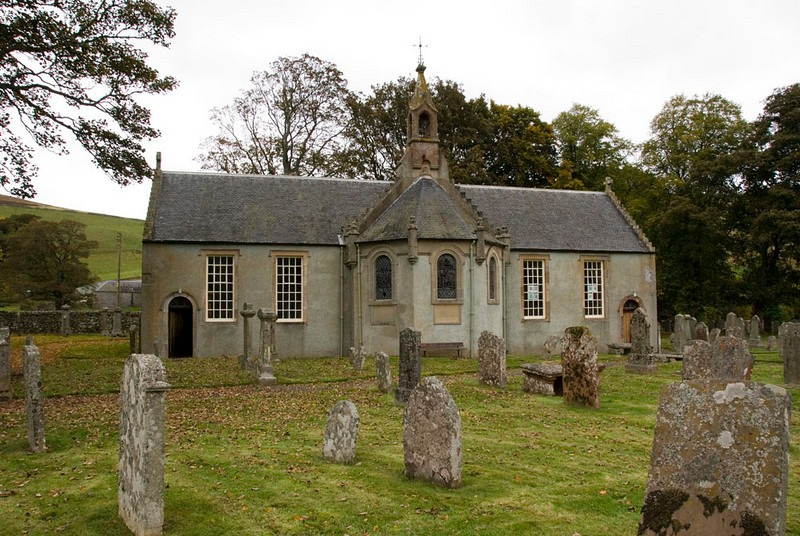 Yarrow Parish Church